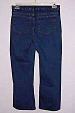 Westbound Womens Jeans Relaxed Straight Leg Size 10 Short