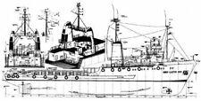 Bauplan Smit Lloyd 109 Modellbauplan Schiffsmodell