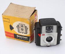 KODAK STARLET, MADE IN FRANCE, USES 127 FILM, TORN BOX, MISSING DECAL/cks/192201