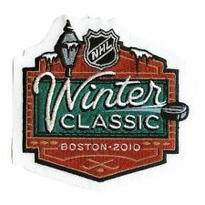 2010 NHL WINTER CLASSIC JERSEY PATCH BOSTON BRUINS VS PHILADELPHIA FLYERS