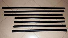 GEM car part, Complete Set of Windshield & Top Rubber Trim for 2 Seat, Used Orig