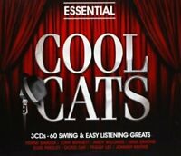 Various Artists - Essential: Swing And Easy Listening - Various Artists CD N8VG