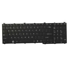 Laptop OEM NEW Toshiba Satellite C660 C660D C665 C665D Series Keyboard Black US