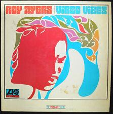 """ROY AYERS """"Virgo Vibes"""" Atlantic 1488 VG++/EX Mono Jazz LP WLP"""