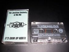 The JAMS Justified ancients of Mu Mu Its Grim Up North tape cassette single 1991