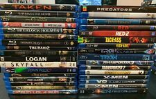 * Action Blu-rays * New & Like New * Your Choice $4-6 each - $3 Flat Shipping *