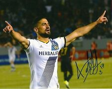 SEBASTIAN LLETGET Signed Autographed 8x10 Photo Los Angeles Galaxy