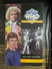 Doctor Who: The Missing Adventures Killing Ground book