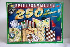 Spielesammlung  250 möglichkeiten Dame, Mühle, Bagamon, Würfel Skat, maumau usw.