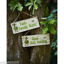 Duck Commander Wall Decor - Gone Duck Hunting