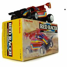 Radio Shack Red Racer RC Remote Control Dune Buggy Car Toy 60-3065 Vintage Old