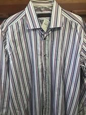 NWT * ETRO * Button-Up Shirt (43) 17-35 Made In Italy From Neiman Marcus $335