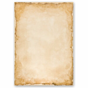 Papier à motif VINTAGE 50 feuilles DIN A4 Vieux Papier Histoire