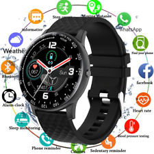 Women Men Kids Smart Watch Bracelet Waterproof Blood Pressure Heart Rate Monitor