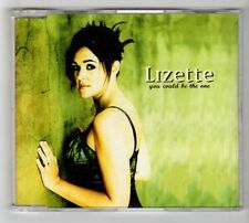 (HC312) Lizette, You Could Be The One - 1997 CD