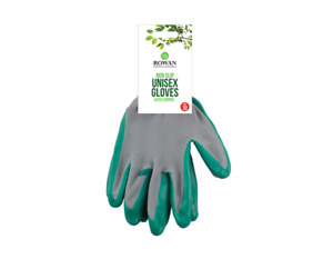 Non-Slip GARDENING GLOVES Waterproof Hand Protection/Safety Latex Coated Unisex