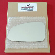 NEW Mirror Glass + ADHESIVE CHEVY AVEO SEDAN HATCHBACK Driver Side **FAST SHIP**