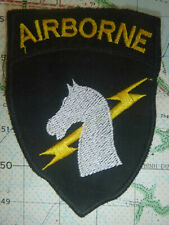 US SPECIAL OPERATIONS COMMAND - Patch - AIRBORNE SPECIAL FORCES - USSOCOM - 3395