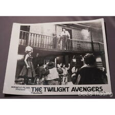 "The Twilight Avengers - Vintage 1970s 10"" x 8"" UK Lobby Card - B&W"