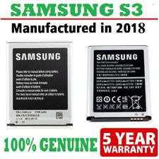 New Genuine Battery For SAMSUNG GALAXY S3 GT-i9300 2100mAh  Years Warranty 2018