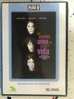 Los Peggiore Dei Casi Anni De Nostra Vita DVD Nuovo Emilio Matinez Lazaro Jorge