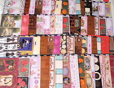 Huge Kanban lucky dip bargain 75 die cut topper sheets card craft clearout