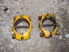 International 140 Tractor Ih Wide Frontend Axle Adjustment Mounting Collars