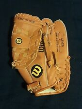 Wilson Elite Series A2467 13 inch pattern baseball glove.