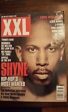 XXL Hip Hop Rap Magazine #59 June 2004 : Shyne mobb deep