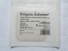 Eclypse Adherent Super Absorbent Dressing 10cm x 10cm Exp-06/2020