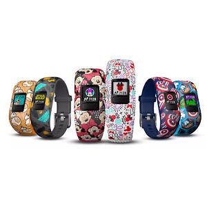 Garmin Vivofit JR 2 Kids Fitness Activity Tracker - Marvel, Disney, Star Wars