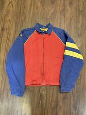 Vtg Polo Ralph Lauren Uni Crest Ski Coat Patch 92 Size Large Retro Bear