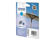 2 X Original Epson CARTOUCHE T0442 Cyan pour C64 C84 C86 CX6400 CX6600