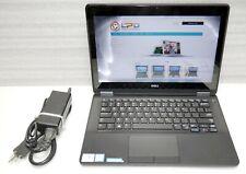 Dell Latitude E7270 core i7 2.60GHZ 8gb 128GB SSD windows 10 64 camera Touch