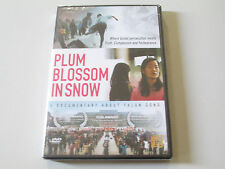 PLUM BLOSSOM IN SNOW-SEALED NEW-DVD-2006-ULTRA RARE DOCUMENTARY ABOUT FALUN GONG