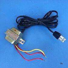 AC/AC Power/Signal Transformer 118E054NEW , 5.7+5.7VAC, #34