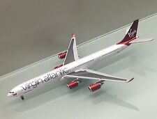 Gemini Jets 1/400 Virgin Atlantic Airbus A340-600 G-VEIL die cast metal model