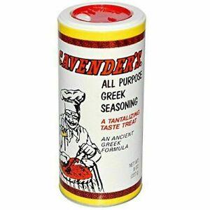 Cavender's All Purpose Greek Seasoning - 8 oz