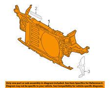 MINI OEM 10-15 Cooper-Radiator Core Support Bracket Panel 51647248799