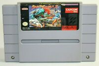 Street Fighter II SNES Super Nintendo Authentic, Cleaned & Tested! Works Great!
