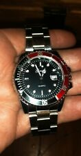 nice gents divers style military type quartz watch