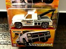 Matchbox Superfast 2005 No 39 GMC Wrecker Sealed Blister
