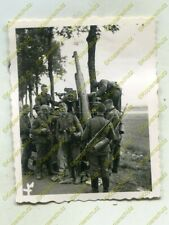 Foto, Beute, frz. Fahrzeug aus dem WWI mit Flak, Frankreich, b 20906