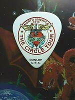 BON JOVI Richie Sambora 2010 North America Circle Tour white guitar pick