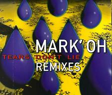 MARK 'OH - Tears don't lie Remixes