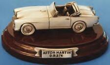 ASTON MARTIN DB 2 4 PELTRO SOLIDO MODELLO AUTO ARTIGIANALE