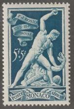 Monaco 1948 #CB11 Air Post Semi-Postal Stamp - MLH