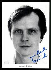 Michael Kausch Autogrammkarte Original Signiert # BC 49888