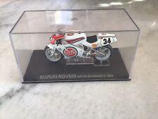 DE AGOSTINI 1/24 SCALE SUZUKI RGV500  MOTORCYCLE - KEVIN SCHWANTZ 1993