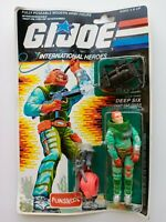 G. I. Joe DEEP SIX International Heroes Russian FUNSKOOL 3 3/4 Figure Hasbro